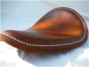 Antique Brown Seat by Redtail Leather