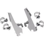 Memphis Batwing Fairing Trigger-Lock Mount Kit for 93-05 FXDWG