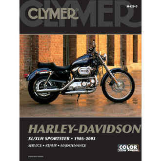 Repair Manual for 86-03 Sportster