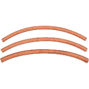 25' Rolls of Braided Copper Hose