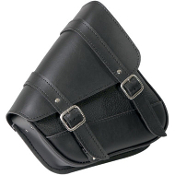 Swingarm Saddlebag- Dual Shock