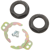 Crankpin Nut/Lock Kit for 48-65 Panhead