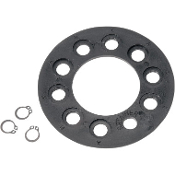 Cutch Springs and Retainer for 48-65 Panhead