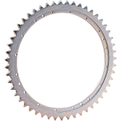 Rear Wheel Sprocket for 48-57 Panhead