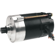 High Performance Starter Motors for 65 Panhead