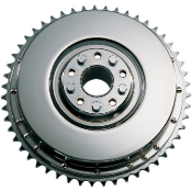 Brake Drum/Sprocket Set for 63-65 Panhead-- 51T