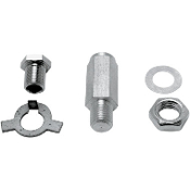 Dash Cover Mounting Screw and Stud Kit for 48-65 Panhead