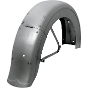 Full Rear Fender for Rigids     49-57 Panhead