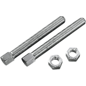 "Rear Chain Adjuster Bolts for 48-65 Panhead (3/8""- 24 x 3"")"
