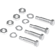 Footboard Hinge Bolt Kit for 49-65 Panhead