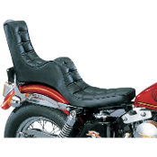 "14"" Scorpion Stitch King and Queen Seat for 73-78 XL"