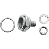 Carburetor Bowl Lock Nut Kit for 57-65 XL