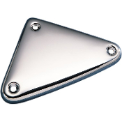 Chrome Ignition Module Cover for 82-85 XL