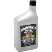 Fully Synthetic 20W-50 Motorcycle Lubricant
