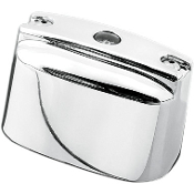 Chrome Rear Master Cylinder Assembly Cover