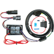 Plug and Play Trailer Wiring Kit for 14 FLHR/FLHTKSE/FLHTP/FLHP