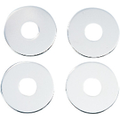"Chrome 7/8"" O.D. Washers"