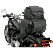 BR3400EX/S Combination Backrest, Seat and Sissy Bar Bag
