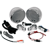 Rumble Road Ultra Amplified Stereo Speakers