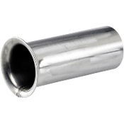 Trumpet Weld-On Exhaust Tip