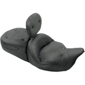 Regal Super Touring Seat w/Driver Backrest