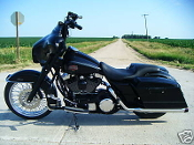 1996-2006 Harley Touring models