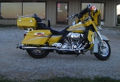 2007 Harley Touring Models