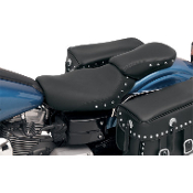 Renegade Deluxe Studded Solo Seat for 04-05 Dyna Glide