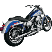 "1-3/4"" ""M"" Pipes for 91-15 Dyna Glide"
