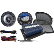 "Amp/6.5"" Speaker Kit for 2015-16 FLTRX/FLTRXS"
