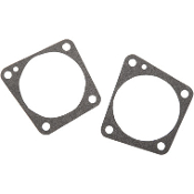 Front & Rear Guide Foamet Expanded Rubber Replacement Gasket