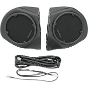 Rear Speaker Pods for 98-13 models w/radio & King tour boxes