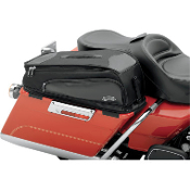 Saddlebag Storage Bags for 12-15 FLD