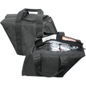 Saddlebag Cooler Bag for 93-13 FLHT/FLHX/FLHR/FLTR