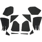 Fairing Pocket Lining Kit for 98-13 FLTR/FLTRX Models