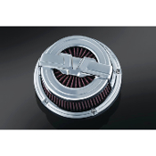 Bahn Air Cleaners for 93-99 Evolution Big Twin w/CV Carb