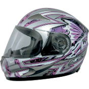 FX-90 Passion Pink/Silver