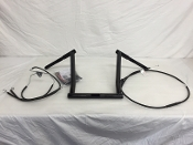 "2015-2017 Road Glide NAKED bars 15"" x 1 1/4"" & Cable kit"