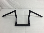 "NEW! 10"" Ape Hangers(wide bottom) NAKED HANDLEBARS"