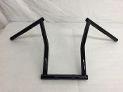 "NEW! 14"" Ape Hangers(wide bottom) NAKED BARS"