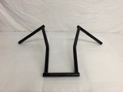 "NEW! 16"" Ape Hangers(wide bottom) NAKED BARS"