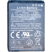 WASPcam Lithium-ion battery