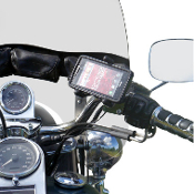 Tri-Grip Phone/GPS Mount for 96-15 H-D controls