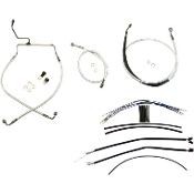 "Handlebar Installation Cable Kit for 12"" bar- Sportster (XL) ABS"
