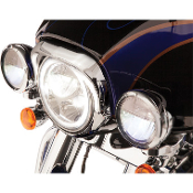 Headlight Bezels for 96-13 FLHT/FLHR/FLHX/FLHCUTG