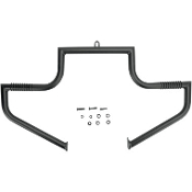 Flat Black Linbar Front Highway Bars for 97-17 MODELS