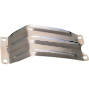 Engine Skid Plate for 48-65 Panhead 4-Speed