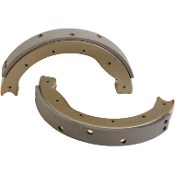 Rear Brake Shoes for 36-47 Knucklehead