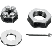 Front Axle Nut Kits for 46-47 Knucklehead
