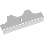 Chrome Lower Triple Tree Cover for 85-99 FXWG, FXST/C